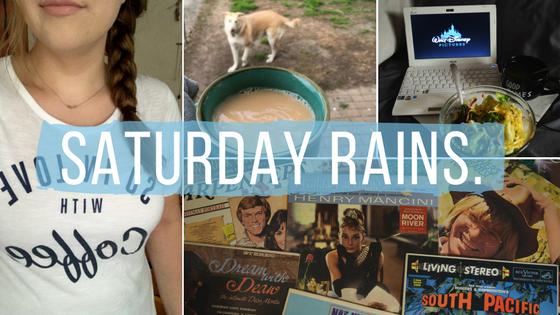 Saturday Rains. | GREEN MUG ADVENTURES